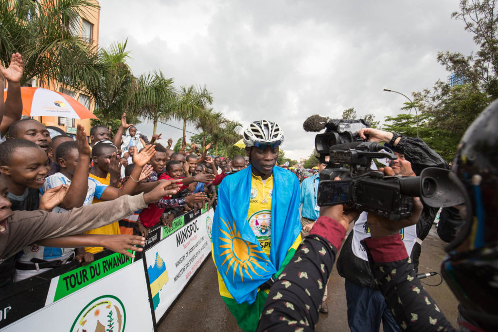 Tour of Rwanda 2015