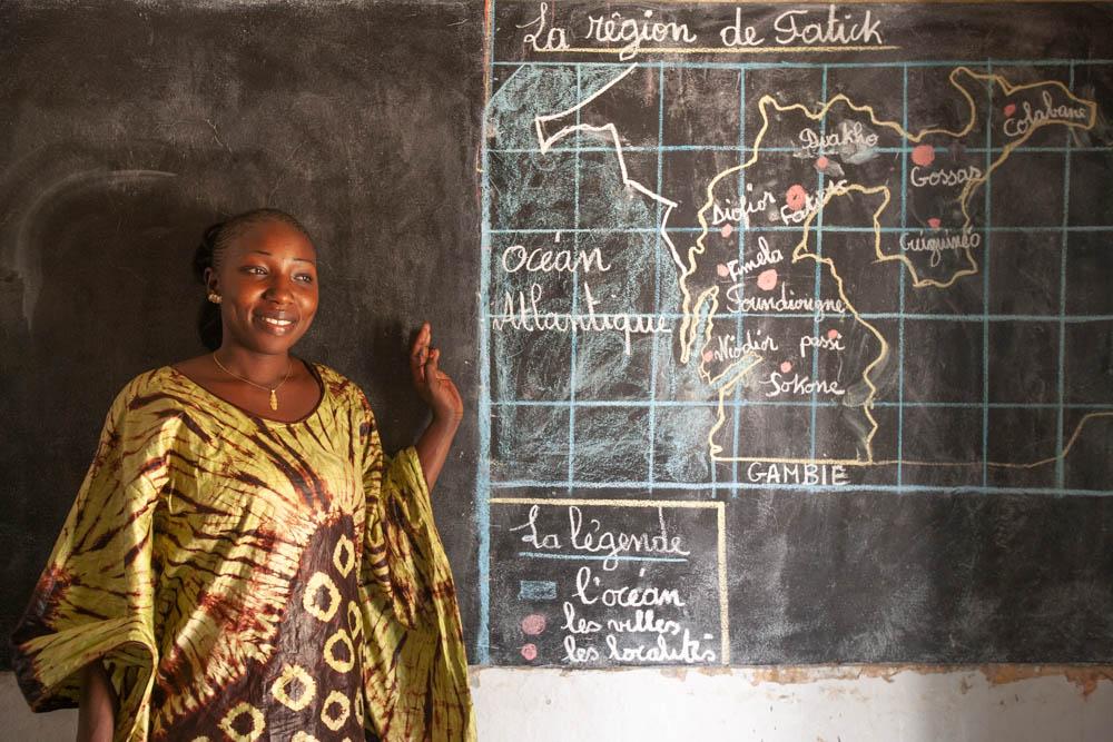 Viaggio dal Mali al Senegal